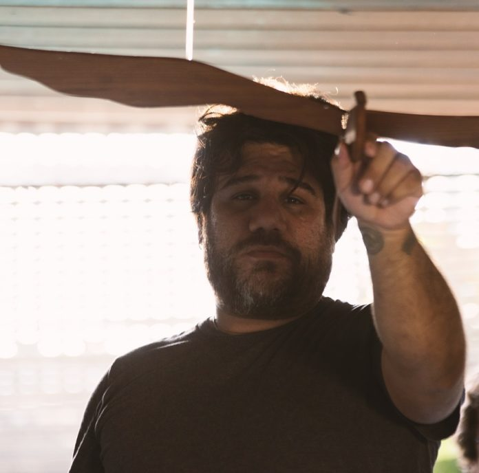 Mario Ruiz, cantautor nicaragüense, vocalista de Garcín